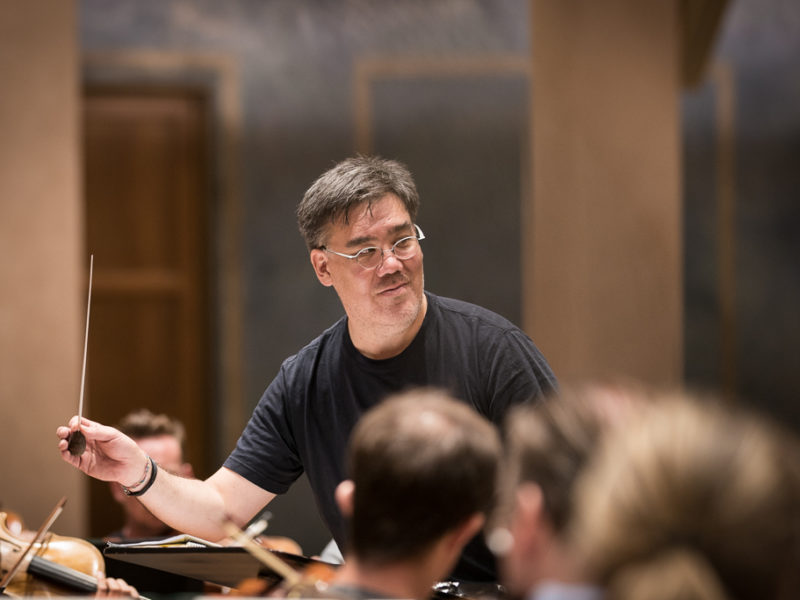 Alan Gilbert (c) Peter Meisel