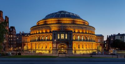 Royal Albert Hall (c) Diliff (wikimedia commons)