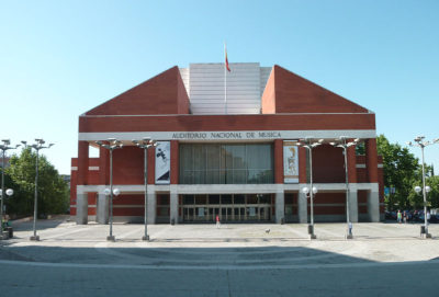 Auditorio National de Música Madrid (c) Luis García (wikimedia commons)