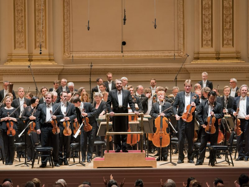 BRSO in der Carnegie Hall (c) Peter Meisel