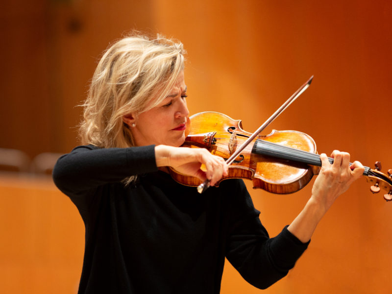 Anne-Sophie Mutter © Astrid Ackermann